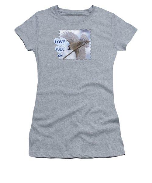 Flight Women's T-Shirt (Junior Cut) by Karen Beasley
