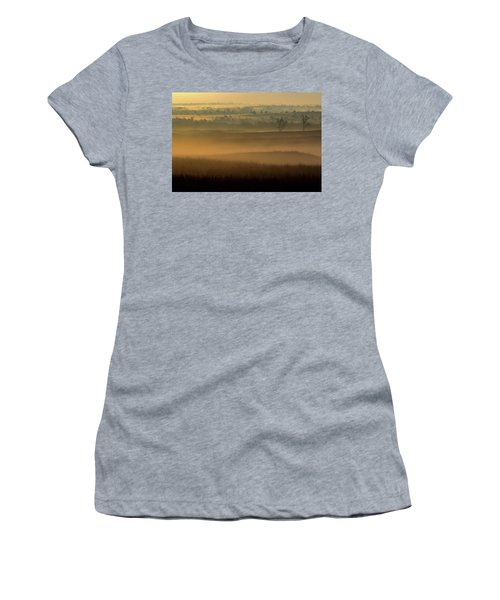 Flint Hills Sunrise Women's T-Shirt