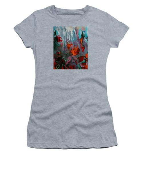 Flora Women's T-Shirt (Athletic Fit)