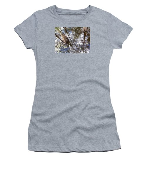 Florida Old Swamp Women's T-Shirt (Athletic Fit)