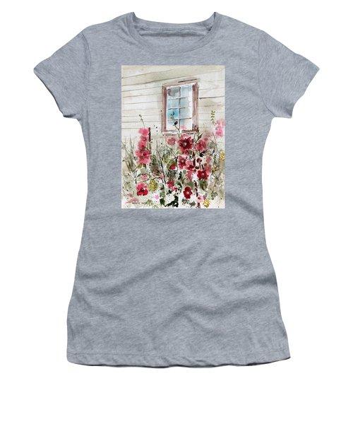 Flower Garden Women's T-Shirt