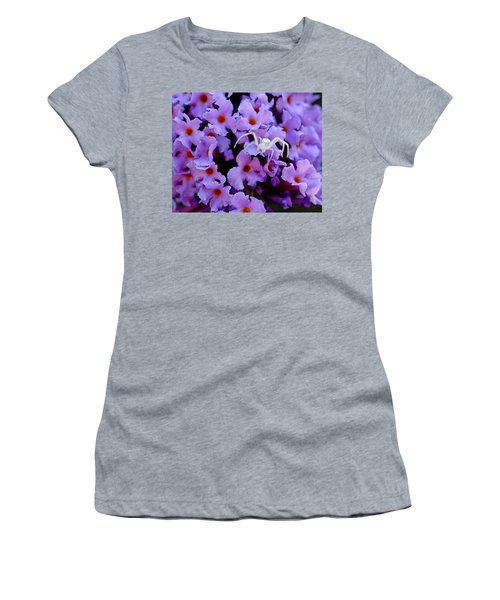 Flower Spider Women's T-Shirt