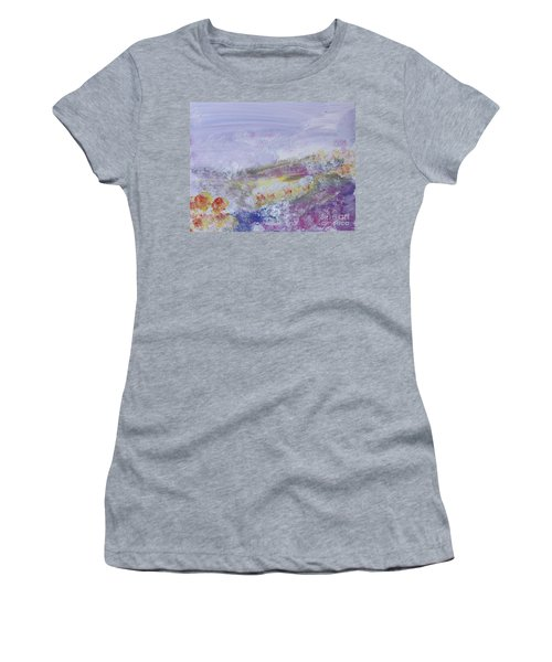Flowers In The Ether Women's T-Shirt