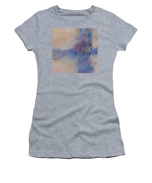 Foggy Crossroad Women's T-Shirt