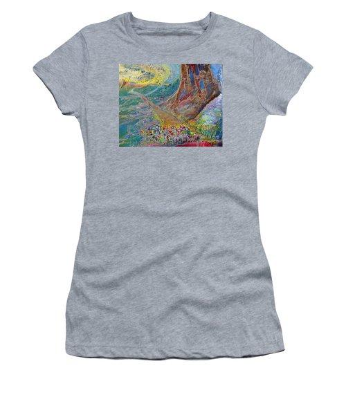 Follow Your Path Women's T-Shirt