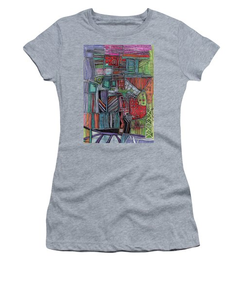 For Two Brothers Women's T-Shirt (Junior Cut) by Sandra Church