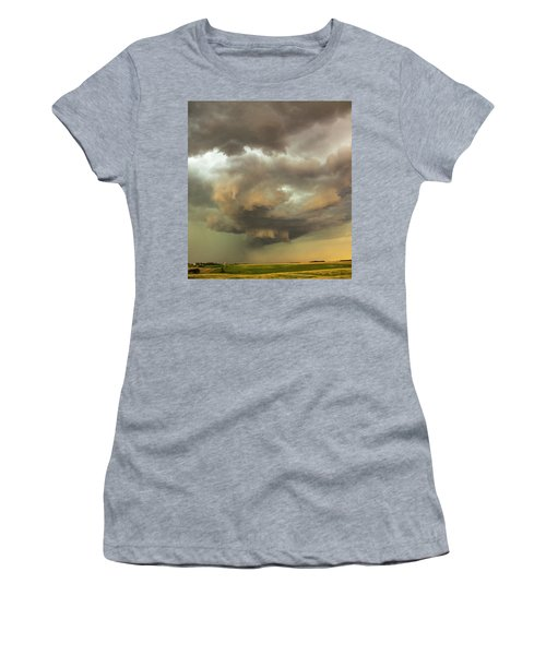Forces Of Nebraska Nature 028 Women's T-Shirt