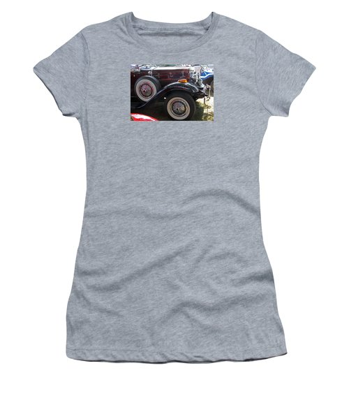 Ford 1932 Profile Women's T-Shirt (Athletic Fit)