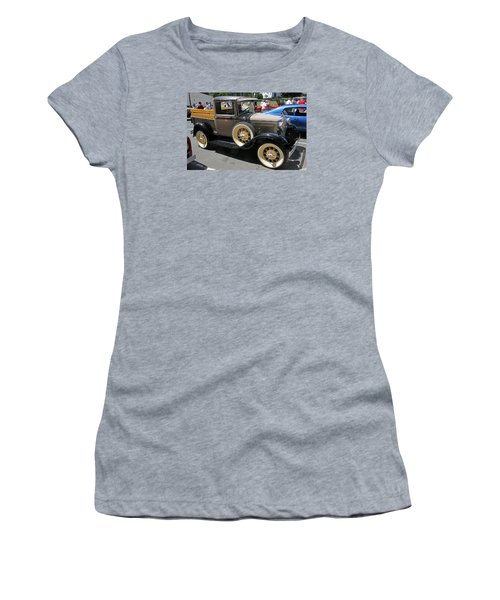 Ford Pick Up 1930 Women's T-Shirt (Athletic Fit)
