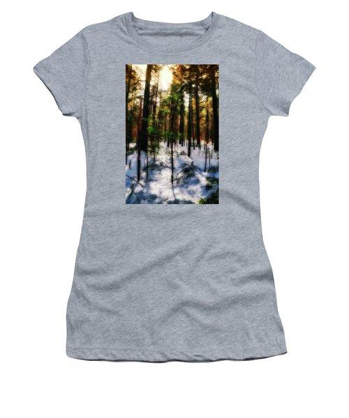 Forest Dawn Women's T-Shirt