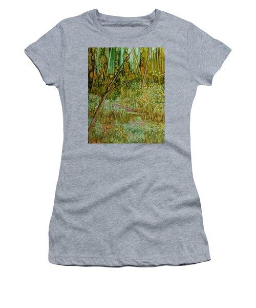Forest Deep Women's T-Shirt