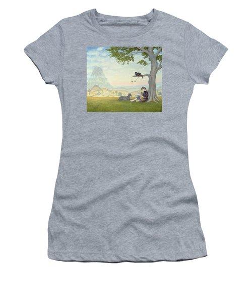 Four Friends Women's T-Shirt