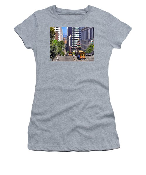 Four Points - San Francisco Women's T-Shirt (Athletic Fit)
