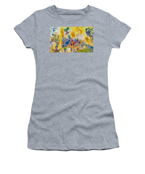 Four Seasons Chagall Women's T-Shirt