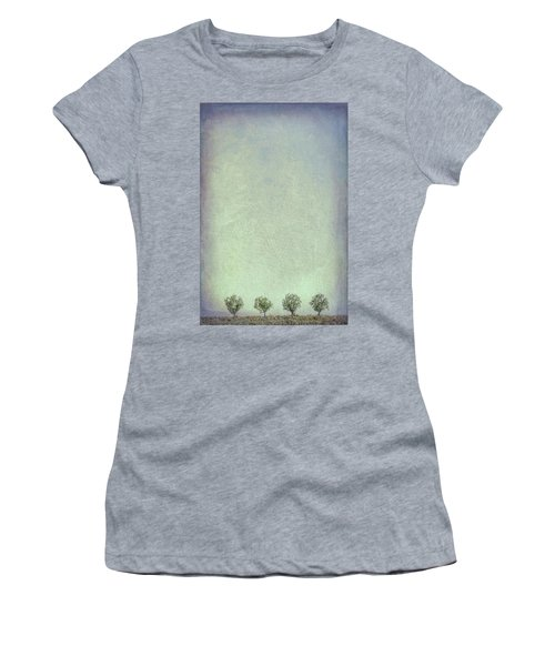 The Foursome Women's T-Shirt (Athletic Fit)