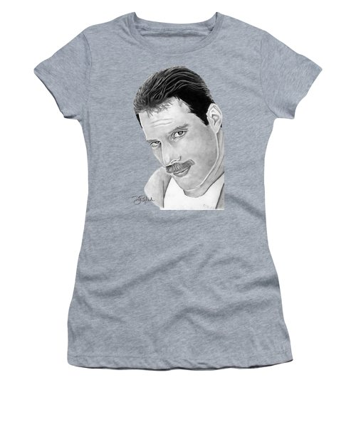 Freddie Mercury Women's T-Shirt