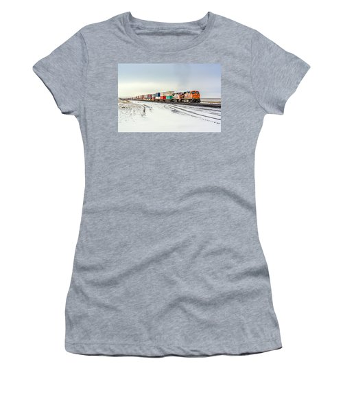 Freight Train Women's T-Shirt