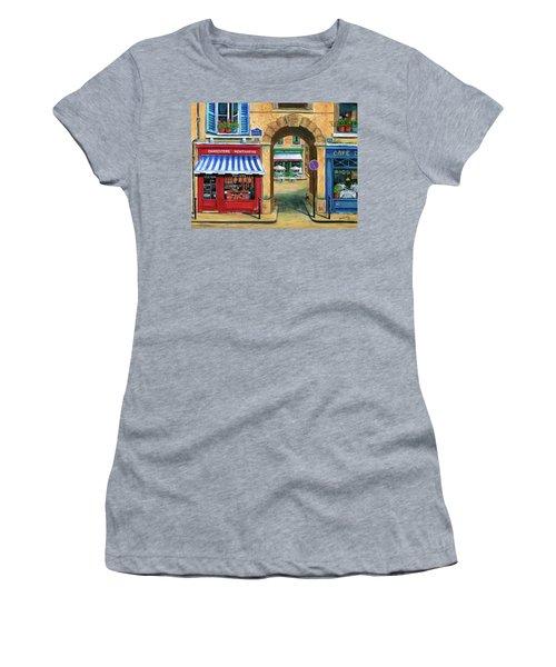 French Butcher Shop Women's T-Shirt