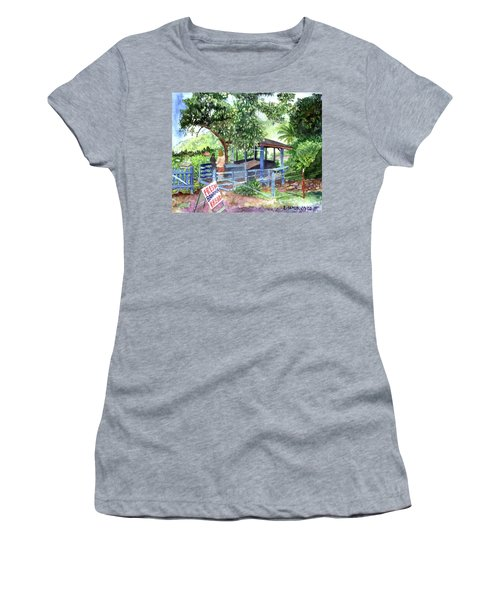 Fresh Banana Bread Women's T-Shirt
