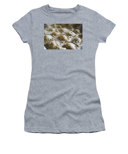 Fresh Homemade Italian Pasta  Women's T-Shirt (Athletic Fit)