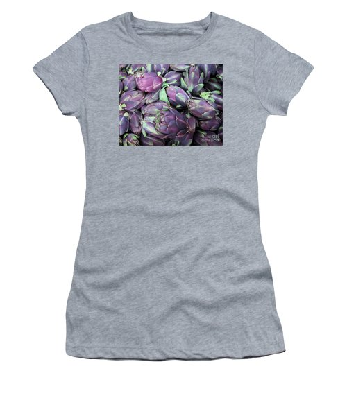 Freshness Women's T-Shirt (Junior Cut) by Sandy Molinaro