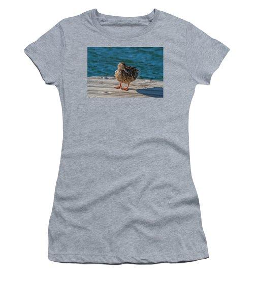 Friendly Duck Women's T-Shirt