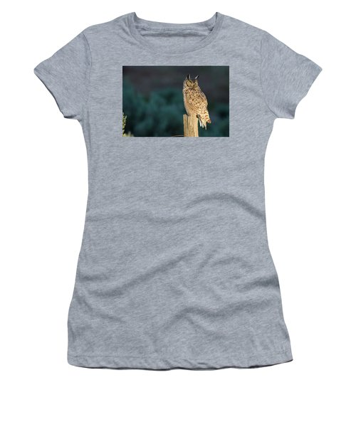 From Dusk Til Dawn Women's T-Shirt (Junior Cut) by Scott Warner