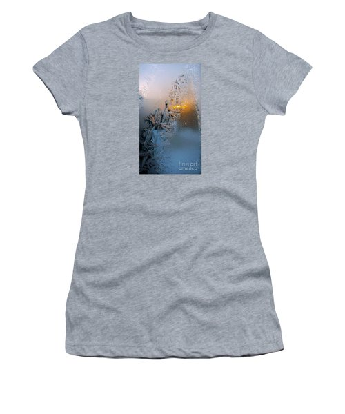 Frost Warning Women's T-Shirt (Athletic Fit)