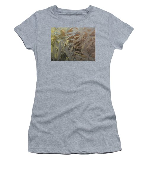 Frostwork - White Jungle Women's T-Shirt