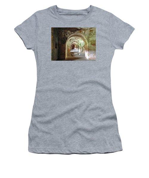 Ft. Morgan Women's T-Shirt (Athletic Fit)