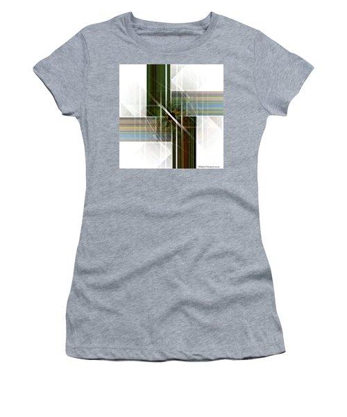 Future  Buildings Women's T-Shirt (Junior Cut) by Thibault Toussaint