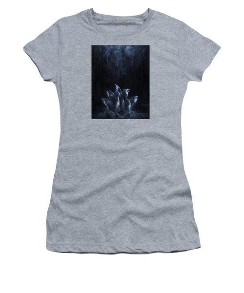Gaia's Chorus Women's T-Shirt (Athletic Fit)