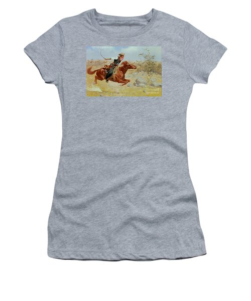 Galloping Horseman Women's T-Shirt