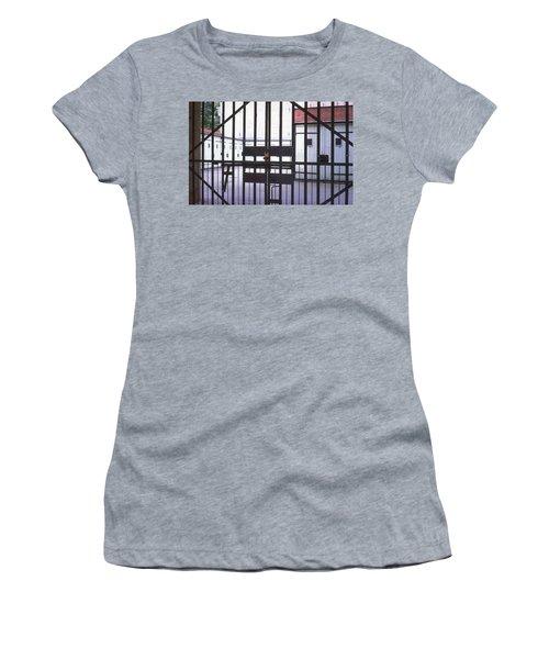 Garages And Gate Women's T-Shirt