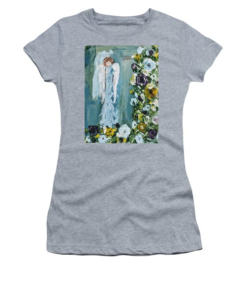 Garden Angel Women's T-Shirt