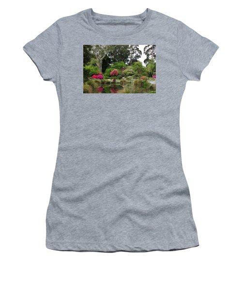 Garden Reflection Women's T-Shirt