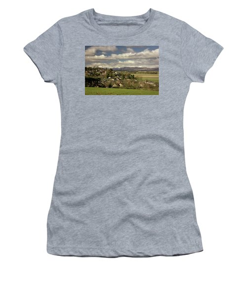 Gargunnock Women's T-Shirt (Athletic Fit)