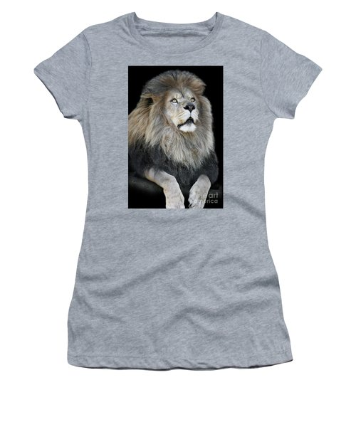 Gazing V2 Women's T-Shirt (Athletic Fit)