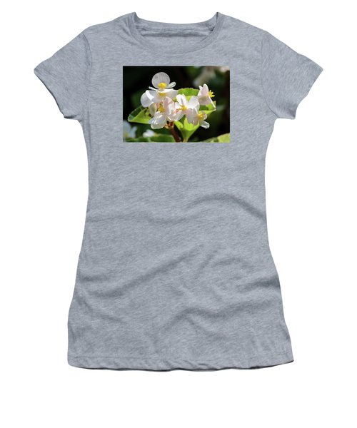 Gentle Bloom Women's T-Shirt (Athletic Fit)