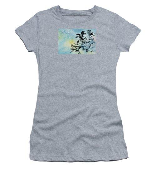Gentle Blooms Women's T-Shirt (Athletic Fit)