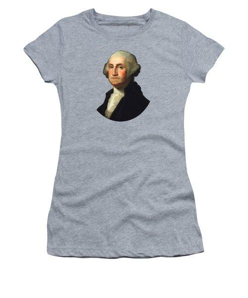 George Washington - Rembrandt Peale Women's T-Shirt