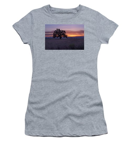 Getting Away Women's T-Shirt (Athletic Fit)