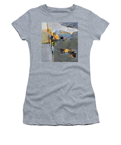 Getting There Women's T-Shirt (Junior Cut) by Ron Stephens