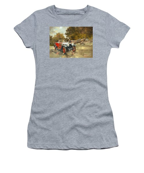 Ghost And Spitfire  Women's T-Shirt