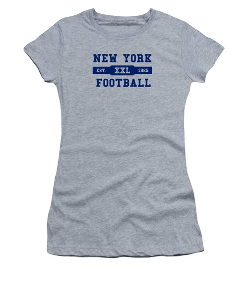 Giants Retro Shirt Women's T-Shirt (Athletic Fit)