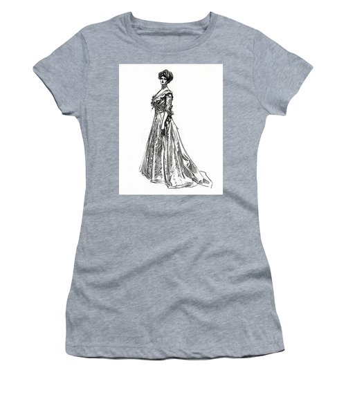 Gibson Girl From 1902 Women's T-Shirt