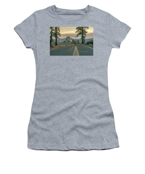 Glacier Point Adventure Women's T-Shirt