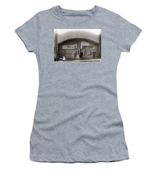 Glen Lyon Pa. Family Theatre Early 1900s Women's T-Shirt