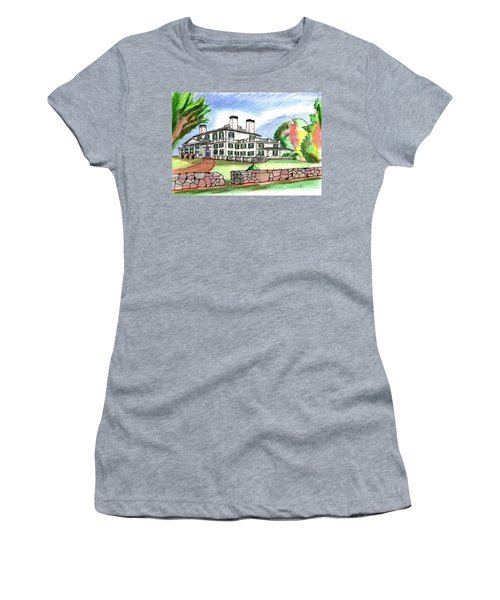 Glen Magna Farms Danvers Women's T-Shirt (Athletic Fit)