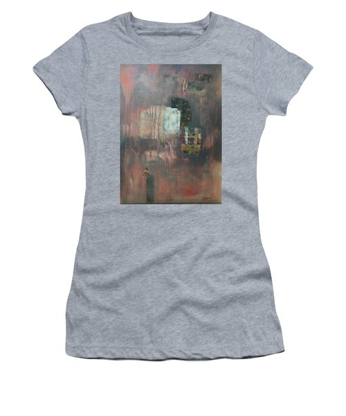 Glimpse Of Town Women's T-Shirt